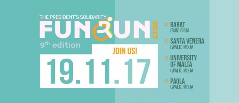 The President's Solidarity Fun Run
