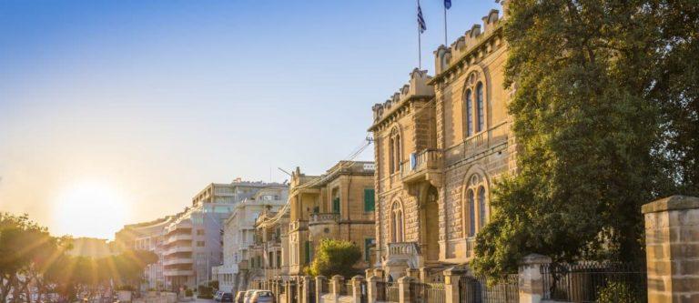 Leben in Malta