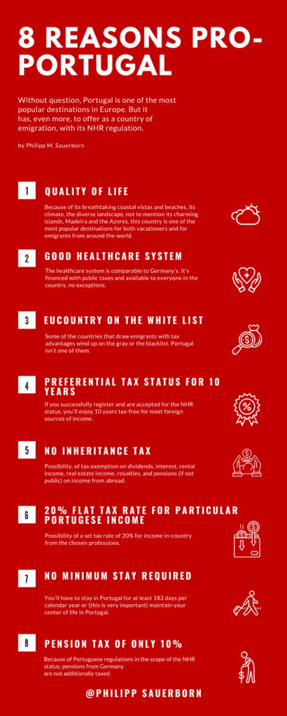 8 Reasons Pro-Portugal